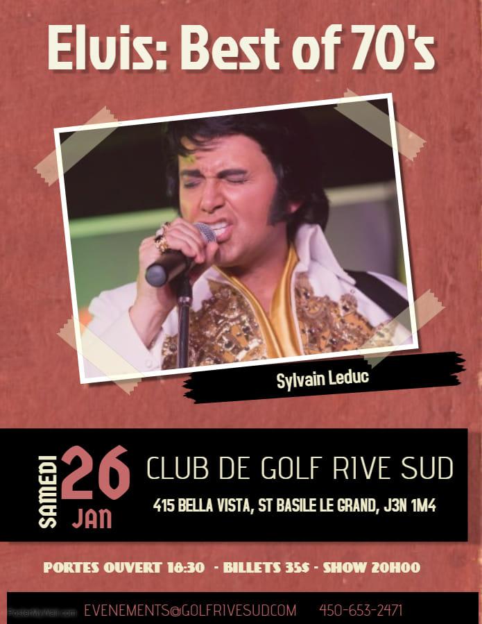 Elvis! Best of 70's!